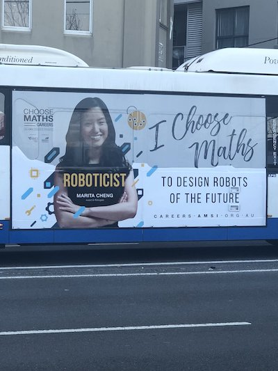 Choose Maths Bus Sydney